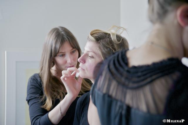 Journées Beauté et Bien-être de Mlle Violette, Paris Octobre 2012
